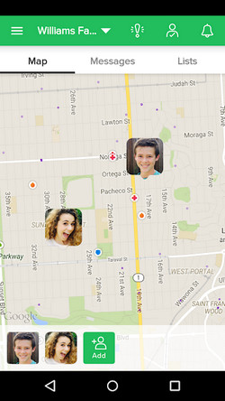 track android phone free - GPS Phone Tracker.com