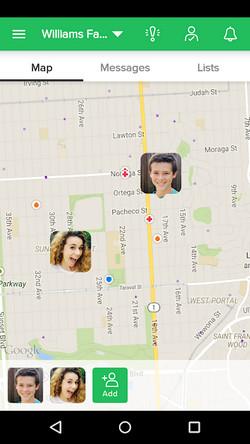 rastreo de un teléfono android de forma gratuita - GPS Phone Tracker.com