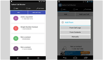 5 Best Call Blocker Apps for Android-Safest Call Blocker