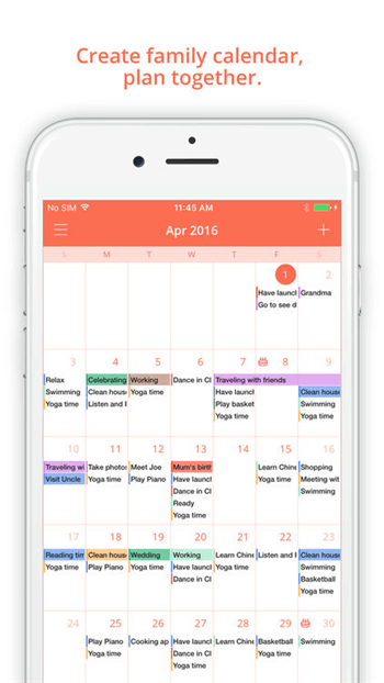 best free iphone google calendar app