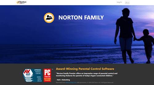 Parental Control Software for PC - Norton Online Family