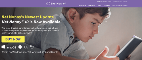 Parental Control Tool for Android - Net Nanny