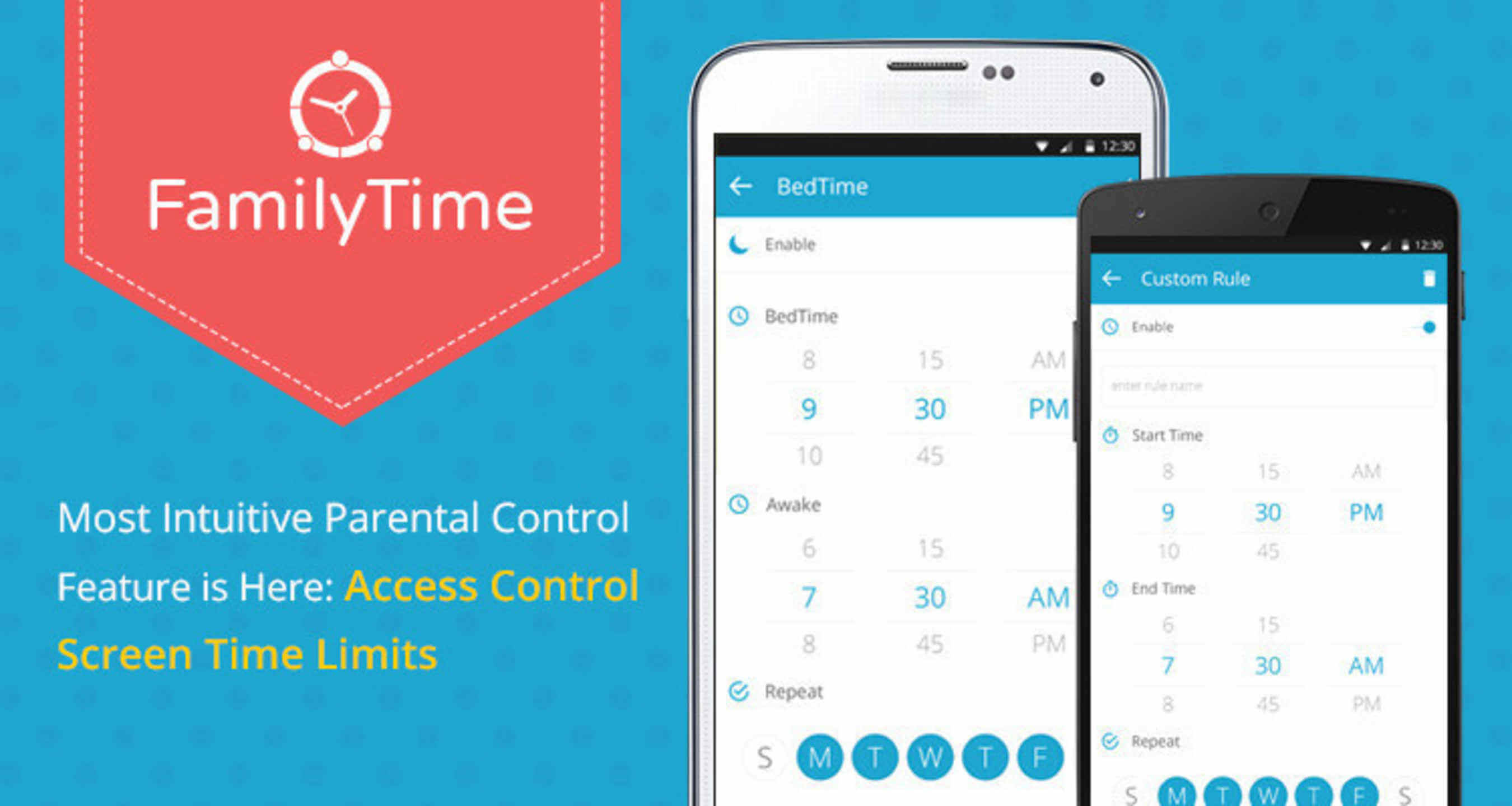 parental phone monitoring - Family Time