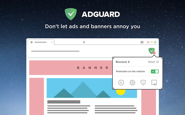AdGuard youtube app ad blocker for android & iphone