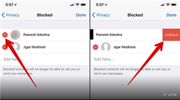 How to Block or Unblock WhatsApp Contacts on iPhone