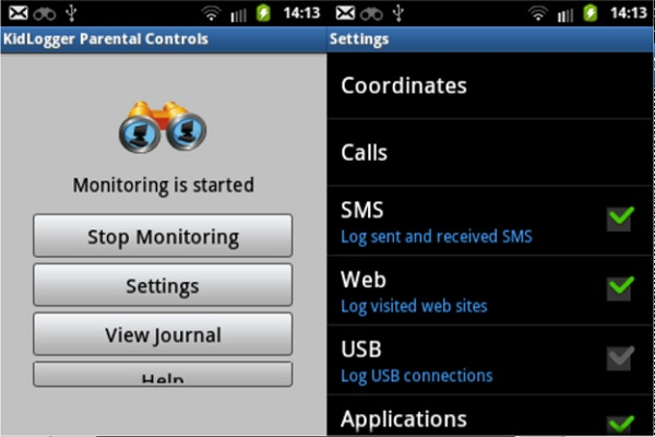 cell phone monitoring for parents