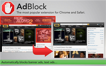 Pop up Blocker App for Google Chrome