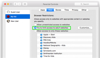 How to Block Websites on Mac