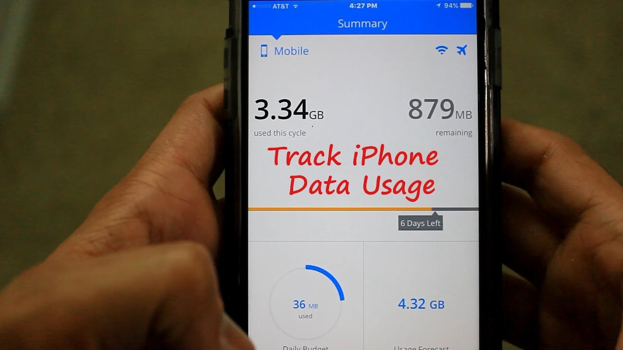 How to Monitor Data Usage on iPhone