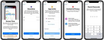 Comment configurer le contrôle parental sur iPhone
