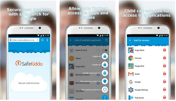 Best Internet Safety Software: SafeKiddo Parental Control