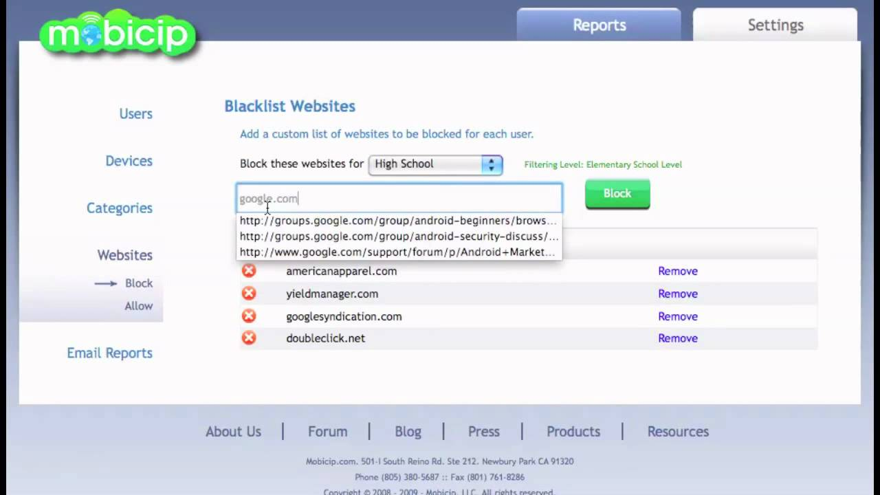 internet monitoring software for parents