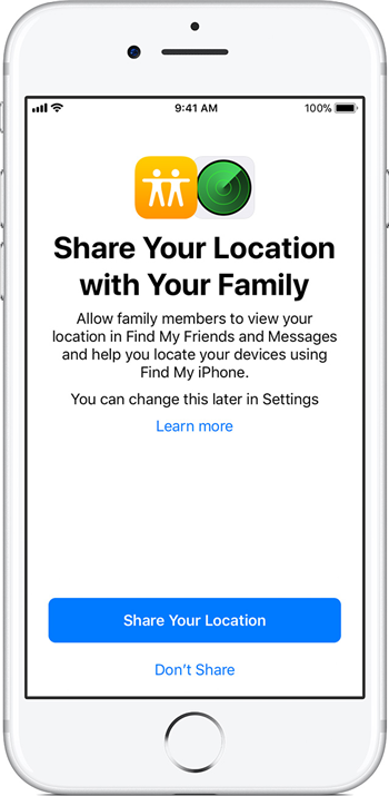 Great iPhone Family Locator App for Kids and Family