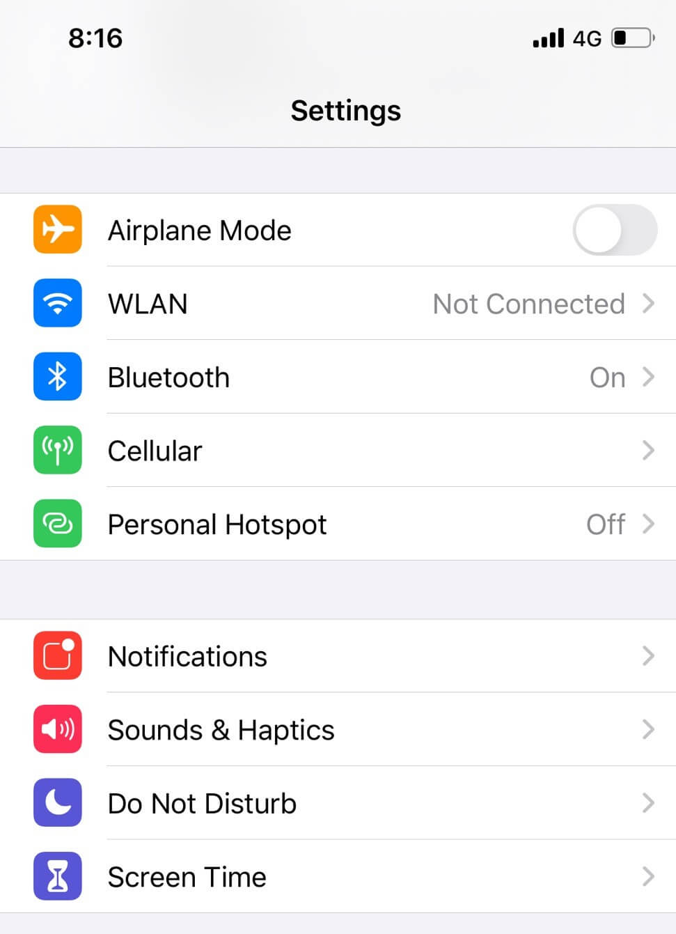 Apple Screen Time for iPod Touch Parental Control