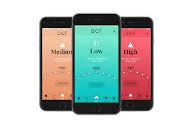 best ovulation tracker app - Dot