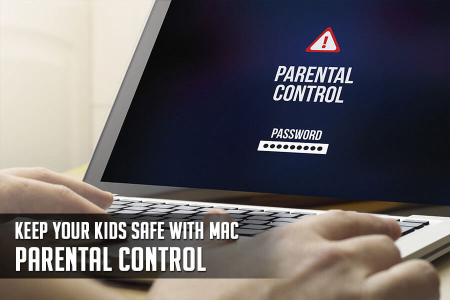 Parental Control Software for Mac (Macintosh OS X)