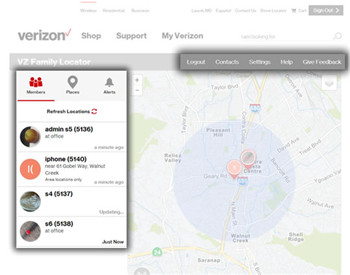 Best Verizon Family Locator