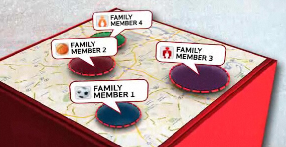 vz family locator