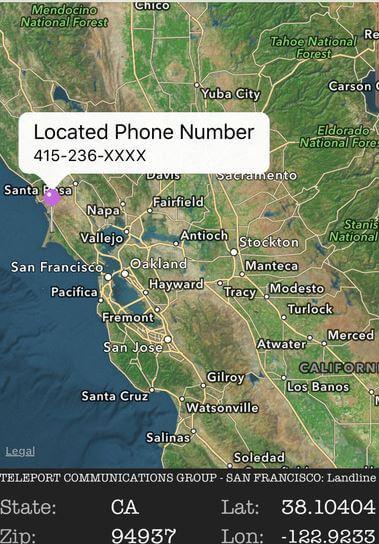 Number Locator
