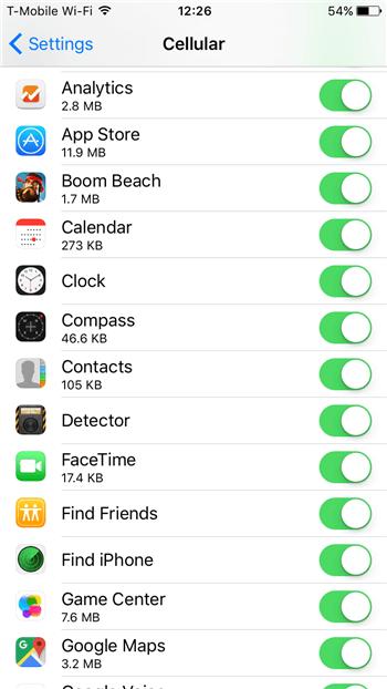 So blockieren Sie Apps auf dem iPad