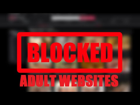 how to block porn websites