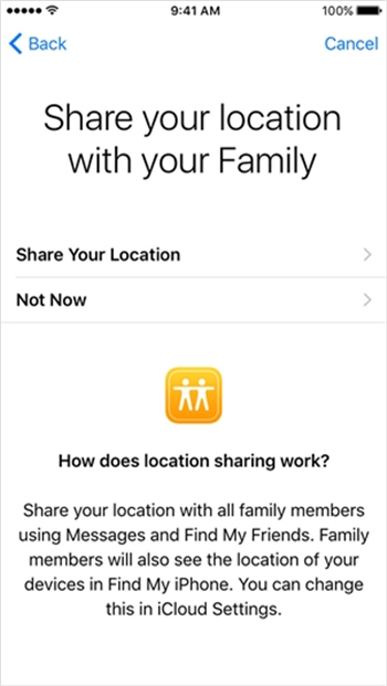 How to Locate a Family Member or Share Your Location with Family