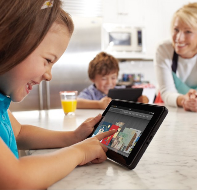 how to set parental controls on kindle fire