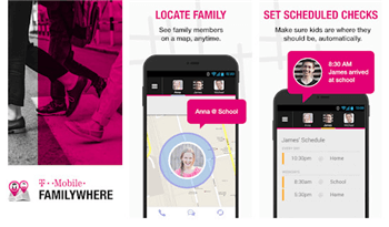 T-Mobile Family Locator