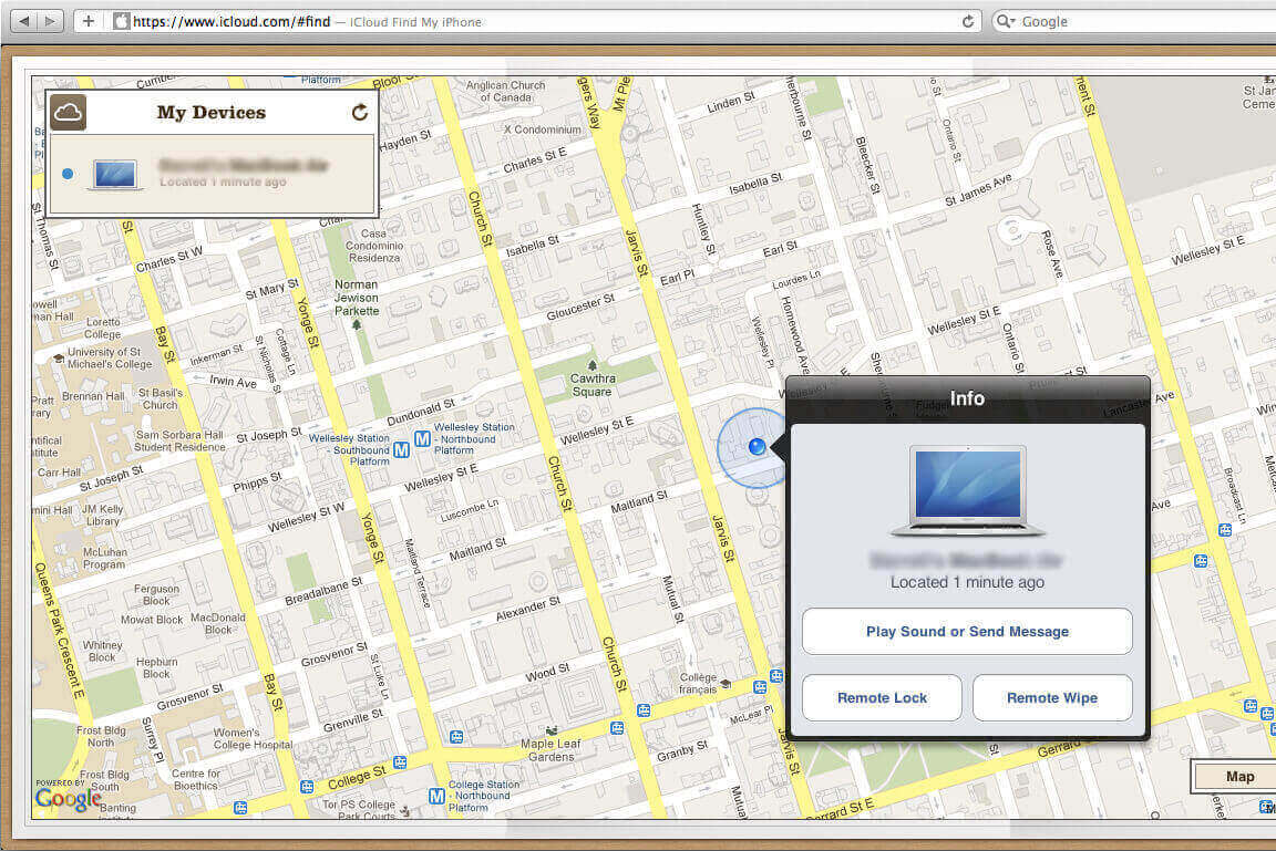 tracking mobile phone location for free