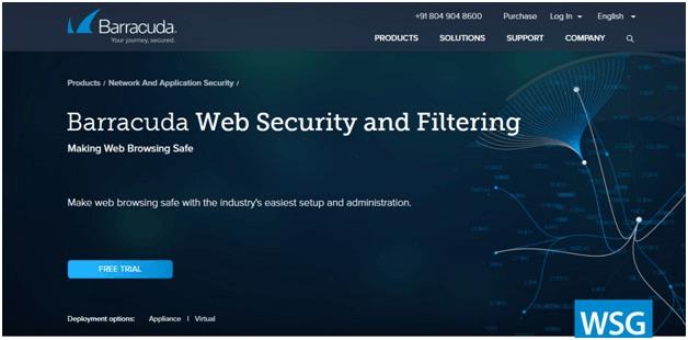 Barracuda Web Filter Bewertung -Features, Vorteile, Nachteile und Alternativen