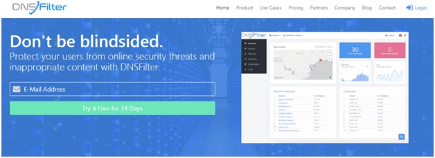 DNS filter - content filtering and web protection for your kids
