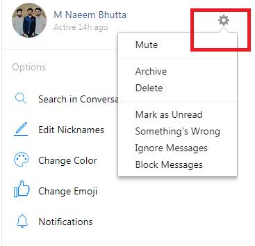 Comment bloquer les messages de Facebook destinés à la surveillance parentale