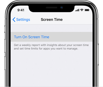 How to check screen time on iPhone for parental control