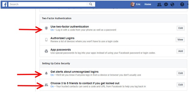 How to use Facebook Security Block and Protect your Kids