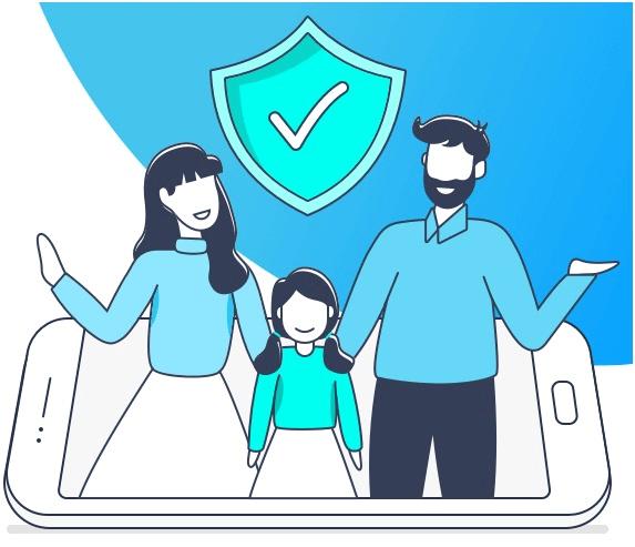 So verwenden Sie Facebook Security Block und schützen Ihre Kinder
