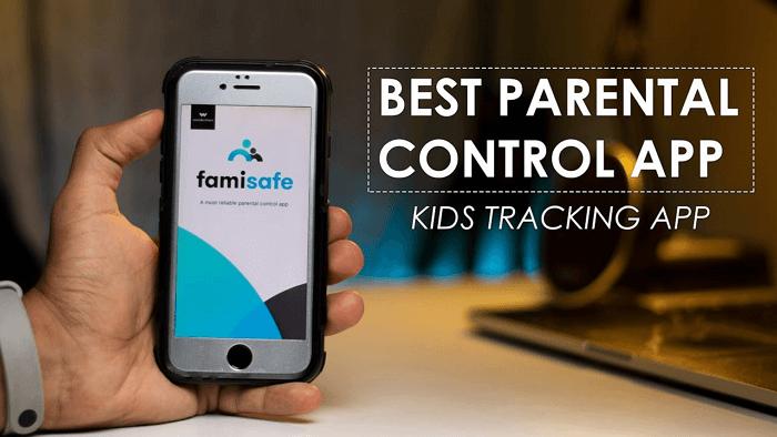 SMS Tracker Web - Famisafe