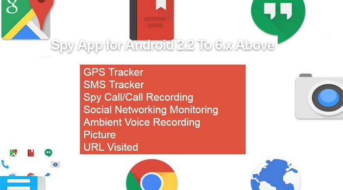 SMS Tracker Web - Guestspy