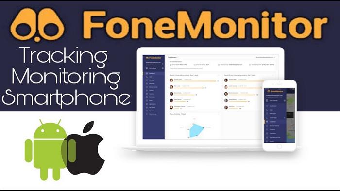 SMS Tracker Web - Fonemonitor