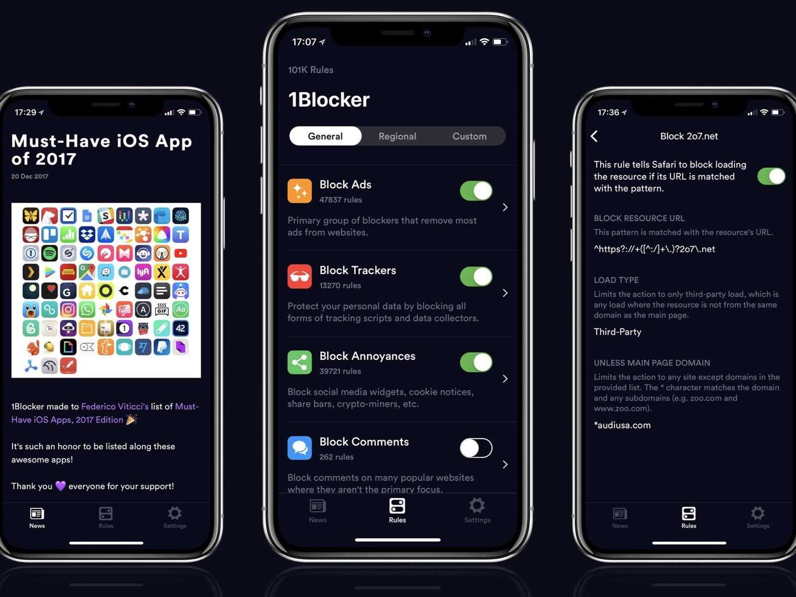 Os 5 melhores bloqueadores de conteúdo para iOS que funcionam em 2019