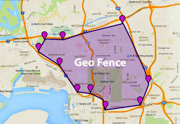 Tracking Your Kids' Location with Geofence Alerts!