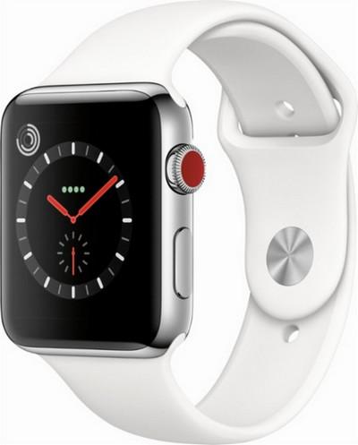 Apple Watch 4 VS Apple Watch 3