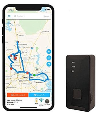 Top 5 GPS Trackers für Autos