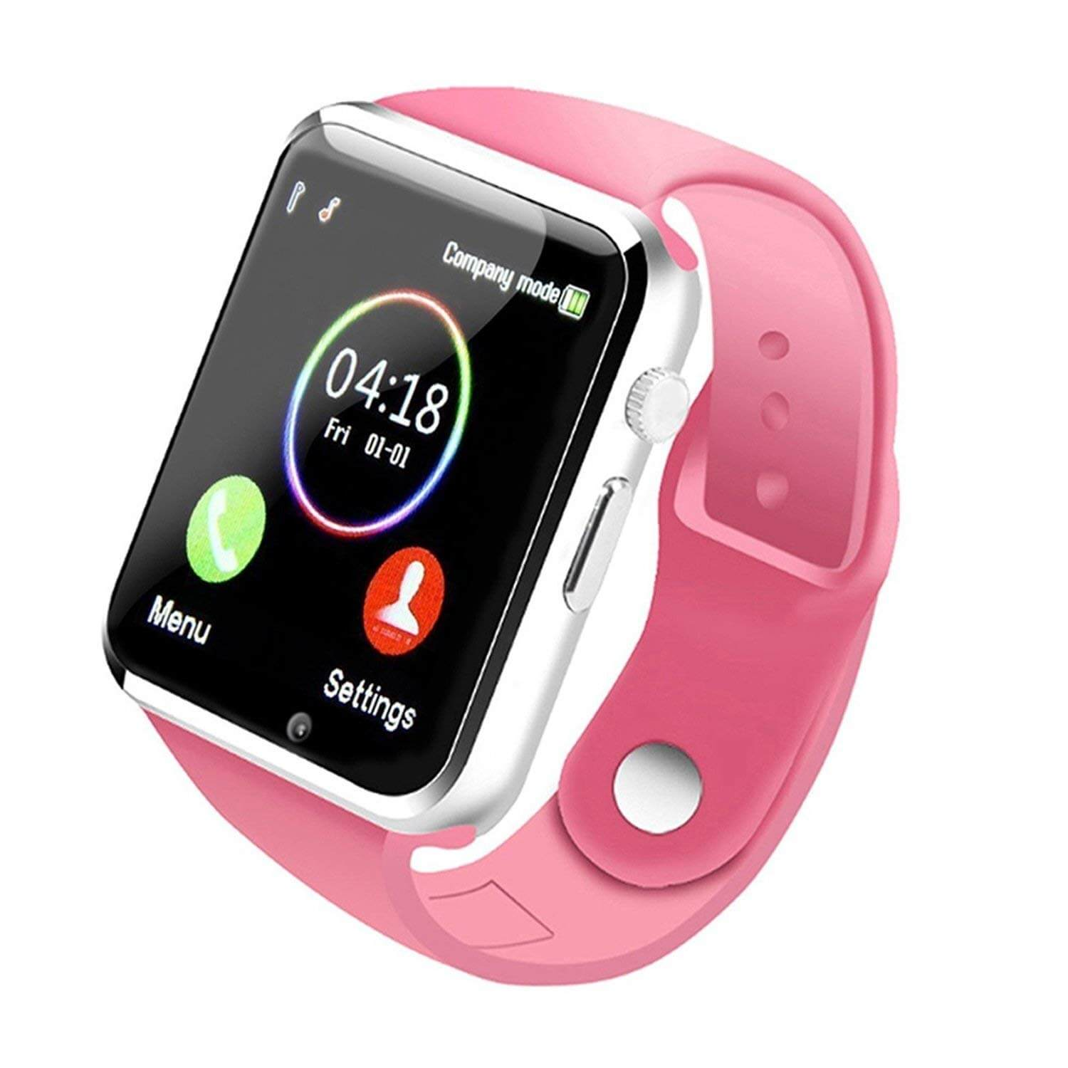 WJPILIS Touch Screen Bluetooth Smartwatch Phone