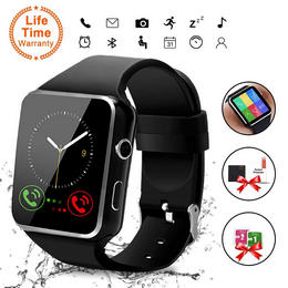 Topffy Bluetooth Smart Watch with Camera