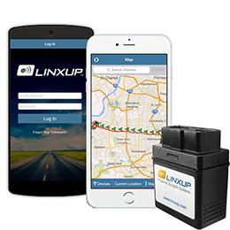 Linxup OBD 3G appareil de suivi GPS de voiture