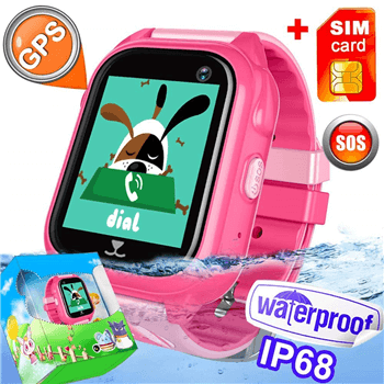 kids smart watch without monthly fee