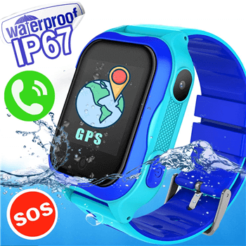 gps tracking device for kids - IP67 waterproof watch