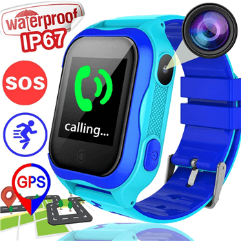 kids gps watch no monthly fee