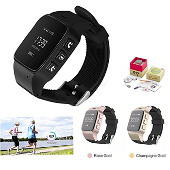 pinnacle GPS Tracking Watches for Alzheimer