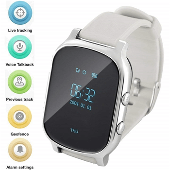 Top GPS Tracking Watches for Alzheimer's Patients